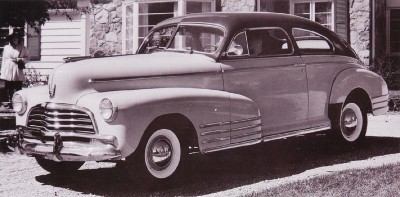 1946 Chevy Postcard