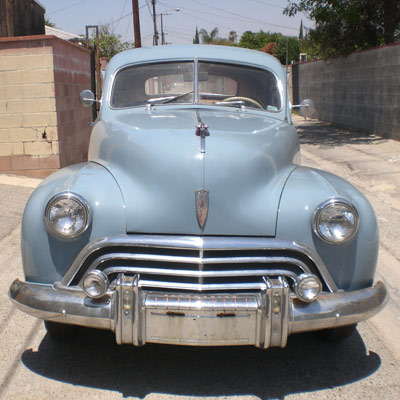 1946 Oldsmobile 66 2Dr Sedan