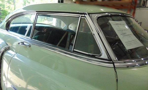 1953 Cadillac 62 4Dr Sedan