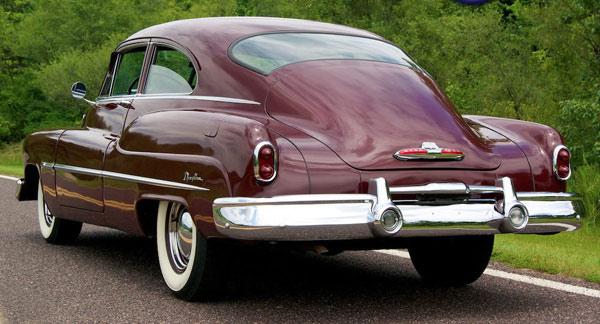 1950 Buick Super Sedanet