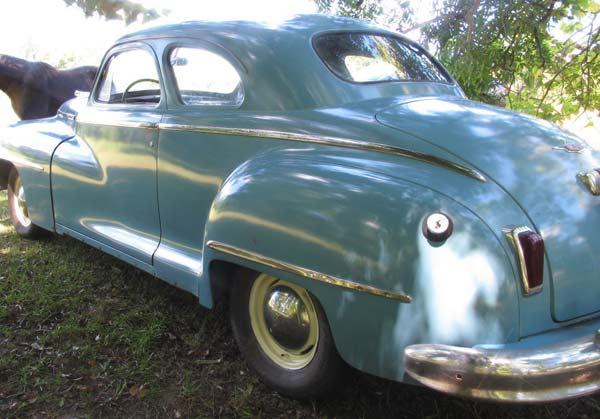 1947 De Soto De Luxe Coupe
