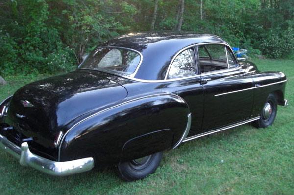 1949 Chevrolet De Luxe