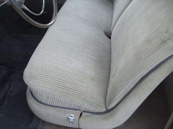 Original Seats - 65 Years Old