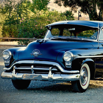 1952 Oldsmobile 98 4Dr Sedan
