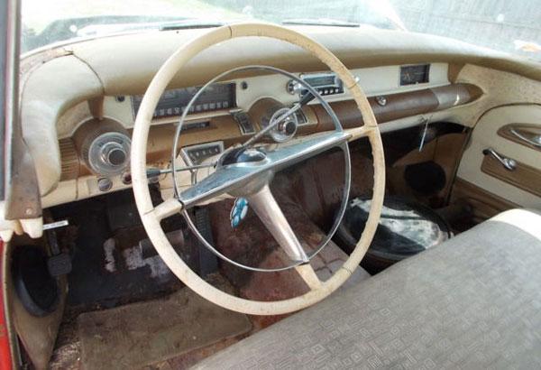1958 Buick Special Original Dashboard