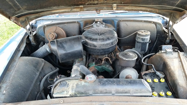1955 Buick Roadmaster Original 'Nailhead' Engine