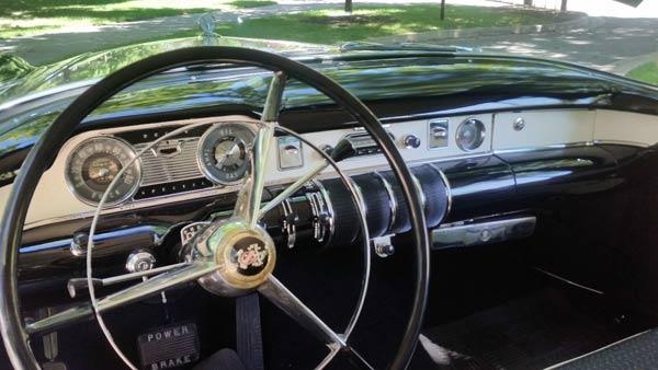 1955 Buick Special 4Dr Original Dashboard