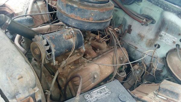 1950 Oldsmobile 98 4Dr Sedan V8 'Rocket'