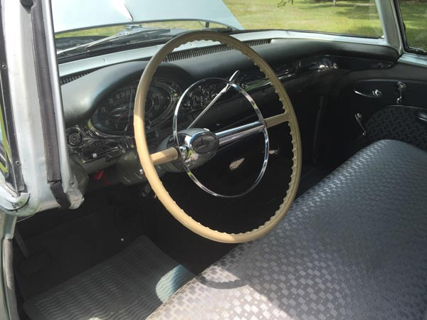 1957 Oldsmobile 88 Super Original Dash